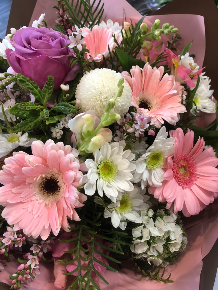 Fresh Flower Bunch $65 -2
